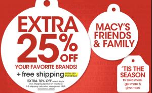 Macy's hybrid sale offer